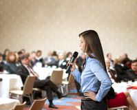 Business conference Stock Photos