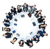 Business conference. Business meeting. Royalty Free Stock Images