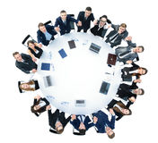 Business conference. Business meeting. Royalty Free Stock Photography