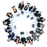 Business conference. Business meeting. Royalty Free Stock Photos