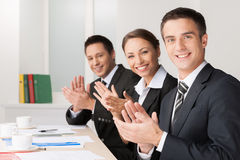 Business conference. Stock Photo