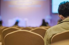 Business Conference Hall Royalty Free Stock Image