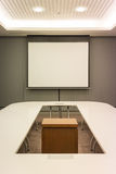 Business conference room in office. Stock Photos