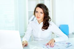 Business confidence Stock Photo