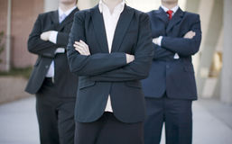 Business Confidence royalty free stock image