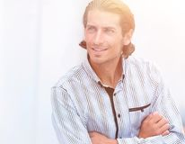 business confident man young Στοκ Εικόνες