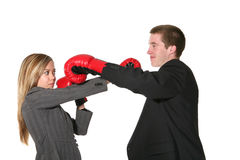 Free Business Conflict Royalty Free Stock Photo - 1869155