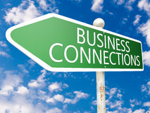 Business Connections Royalty Free Stock Photo