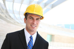 Business Construction Man Stock Image