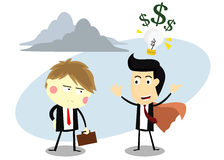 Business Consultant Stock Photography