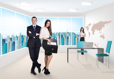 Business consultants Stock Images