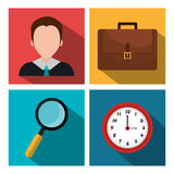 Business consulting  graphic. Business consulting graphic design, vector illustration eps10 Stock Photo