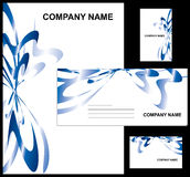 Business contemporary design Stock Images