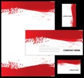 Business contemporary design stock illustration