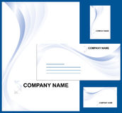 Business contemporary design Royalty Free Stock Photo