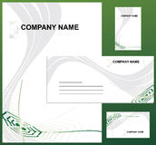 Business contemporary design Stock Image