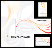 Business contemporary design Royalty Free Stock Images