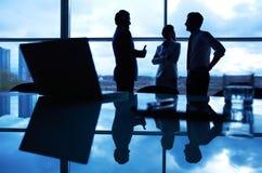 Business conversation Stock Images