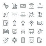 Business Cool Vector Icons 4 Stock Photo