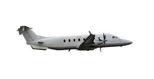 Business corporate aircraft Royalty Free Stock Photos