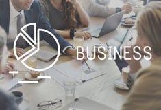 Business Corporate Enterprise Development Concept Royalty Free Stock Images
