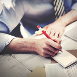 Business Corporate Focusing Workshop Occuapation Concept Stock Images