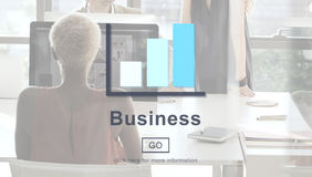 Business Corporate Organization Strategy Concept Stock Photo