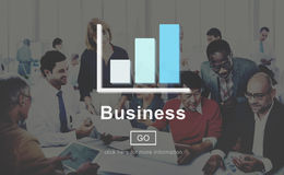 Business Corporate Organization Strategy Concept Stock Photos
