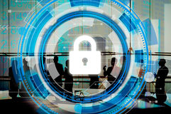 Business Corporate Protection Safety Security Concept Stock Image