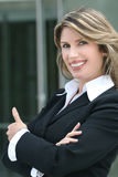 Business, Corproate Woman Royalty Free Stock Photo