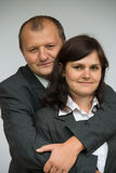 Business couple Royalty Free Stock Photo