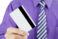 Business credit card Royalty Free Stock Images