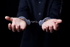 Business crime Stock Images