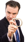 Business crime Royalty Free Stock Photo