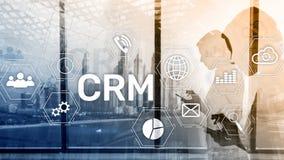 Business Customer CRM Management Analysis Service Concept. Relationship Management. Business Customer CRM Management Analysis Service Concept. Relationship royalty free illustration