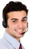 Business customer service rep Stock Photos