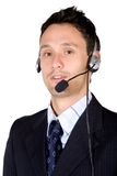 Business customer service representative Stock Images