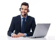 Business customer service Royalty Free Stock Image