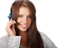 Business customer support stock photos