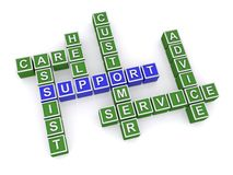 Business customer support Royalty Free Stock Photo