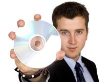 Business data Royalty Free Stock Image