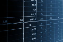 Business data Stock Images