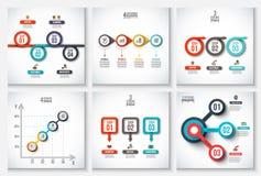 Business data visualization. Stock Photos