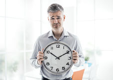 Business and deadlines Stock Photo