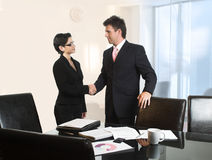 Business deal Stock Photography