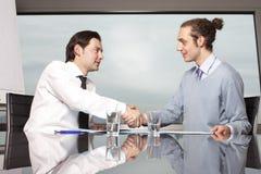 Business deal Stock Photos
