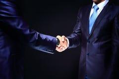Business Deal. Handshake Stock Image