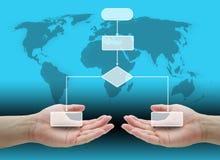 Business decision concept Stock Images