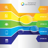 Business design concept. Background Stock Image