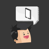 Business design. Financial item icon. Flat illustration. Business concept with icon design,  illustration 10 eps graphic Stock Images